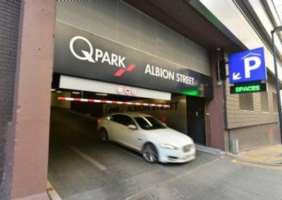 Leeds – Albion Street Car Park