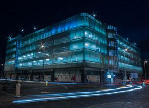 Blackpool – Talbot Road MSCP